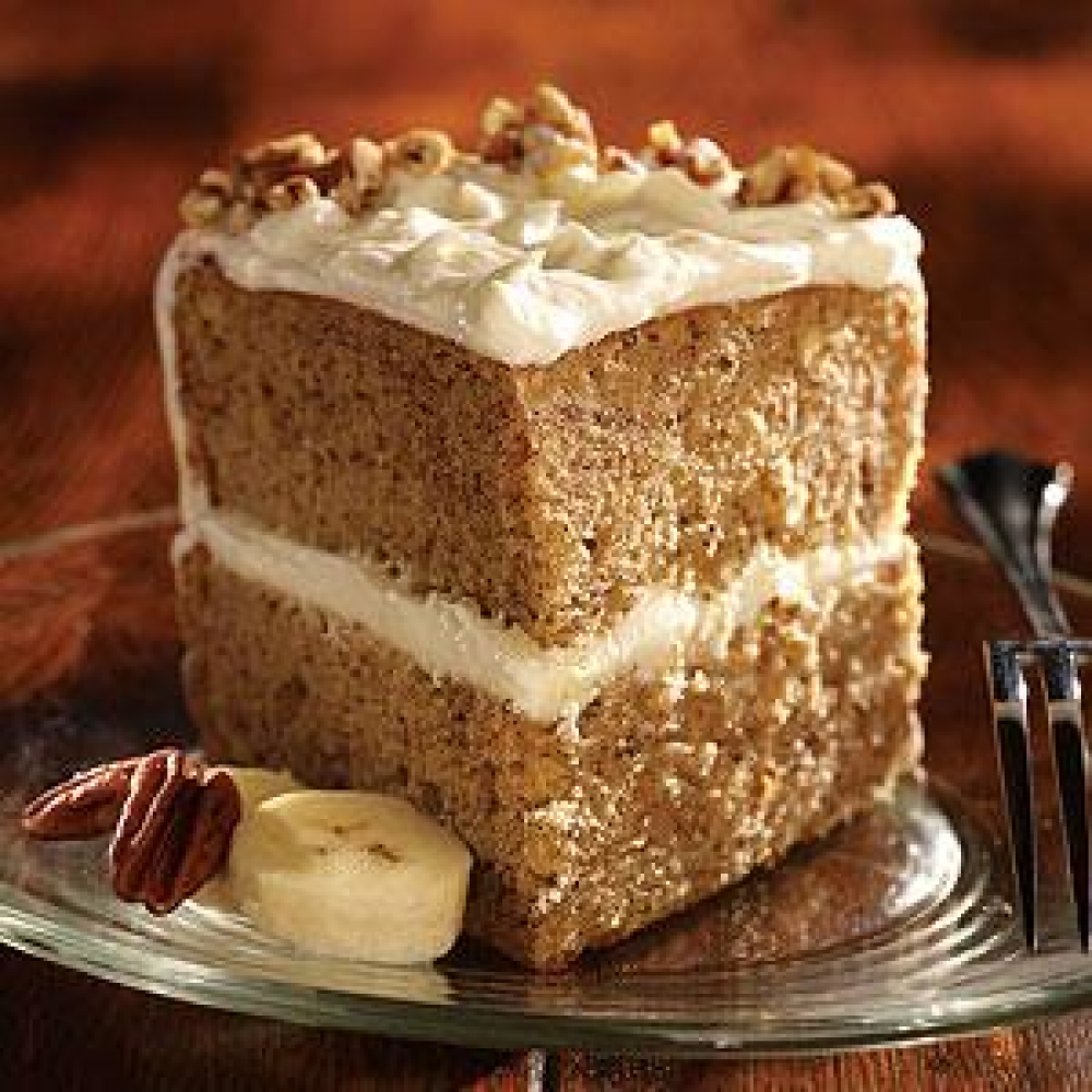 banana-nut-cake-with-double-cream-frosting